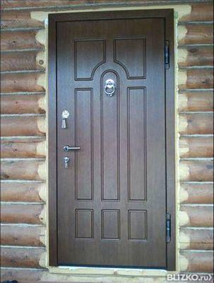 металлические двери г сергиев по