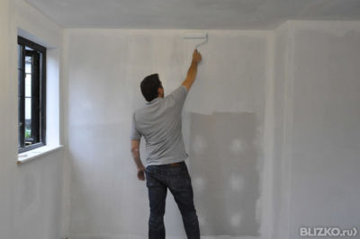 Грунтовка стен бетоноконтактом гидроизоляция гидроизолом стоимость работ