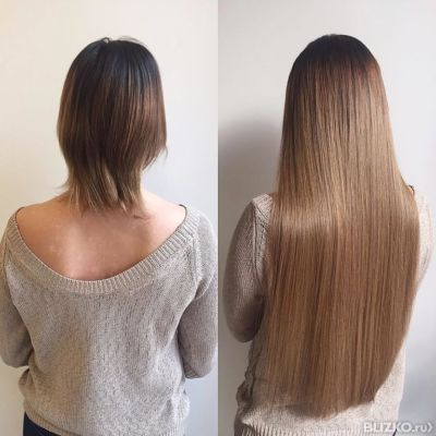 Характеристика наращивание волос