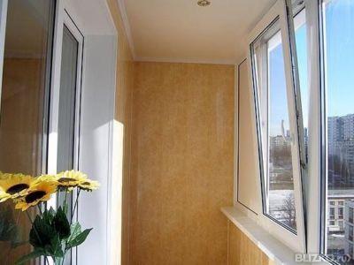 Теплое остекление лоджии 3 метра, цена с монтажом 21 700 р -.