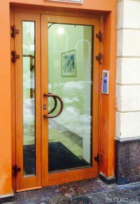 входная дверь 2 х створчатая пвх купить