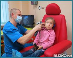 Прием ЛОРа первичный от компании Клиника ДОКТОР в городе Красноярск