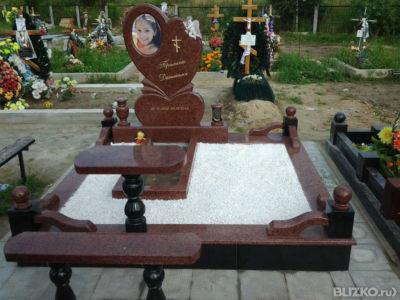 Памятники из красного гранита цена краснодар изготовление памятников на могилу саранск