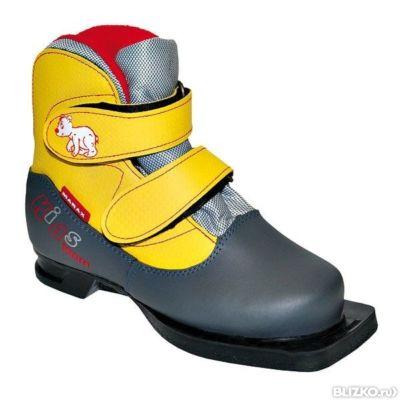 afdf39f46a40 Детские лыжные ботинки Marax Kids (крепл.75мм) (31) в Екатеринбурге ...